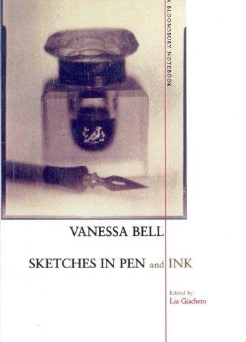Ink: A Bloomsbury Notebook (Biografie Von Vanessa Bell)