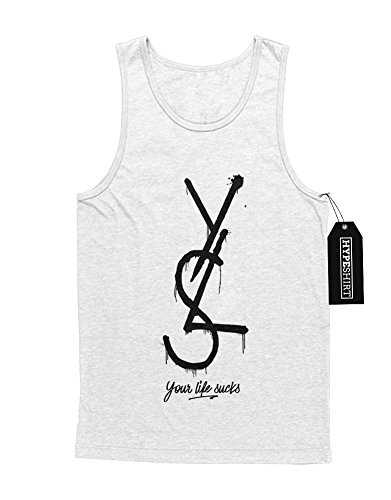 tank-top-yls-your-life-sucks-h989921-weiss-m