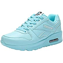 Zapatillas de Deportivos de Running para Mujer Calzado Casual Zapatos para Caminar al Aire Libre Zapatos