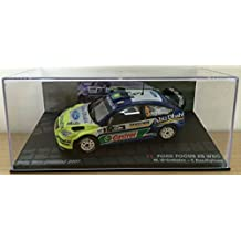 1:43 RALLY COCHE : FORD FOCUS RS WRC GRONHOLM / RAUTIAINEN RALLY NEW ZEALAND