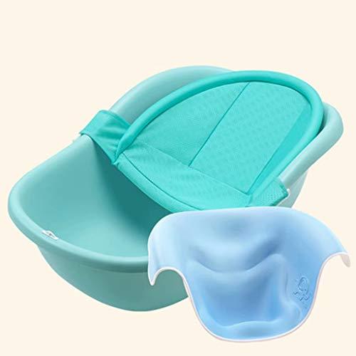 Baby Badewanne kann sitzen liegen Neugeborenen Babywanne große übergroße Kinder Bad Produkte 83 * 51 * 33 cm