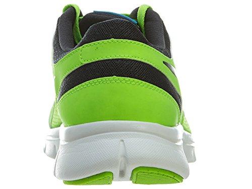 Nike , Chaussures de course pour homme Anthracite/Black-Flash Lm-Blue