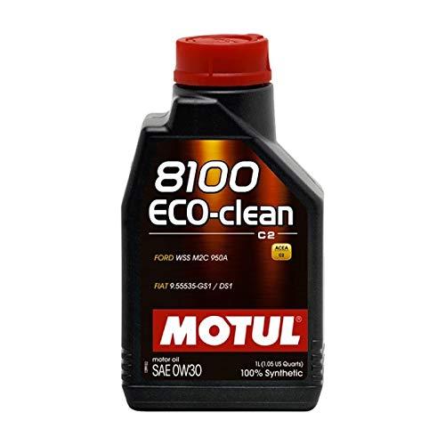 MOTUL 1028888100Eco-Clean 0W-30,, 1l