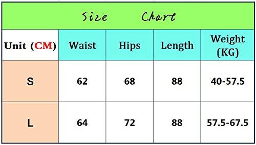 Sentao Pantalons Elastiques de Yoga de Sport Leggings de Séchage Rapide Minces Pour Femmes Orange