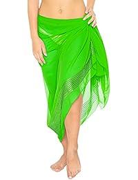 Swimsuit Swimwear Beach wear Sarong Ladies Bikini Wrap Womens Cover up Dress Skirt Pareo Gifts