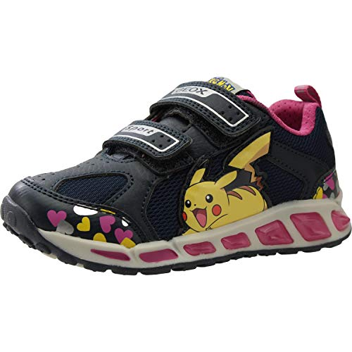 Halbschuhe Von Geox In Gr 26 Handsome Appearance Boys' Shoes Kids' Clothing, Shoes & Accs