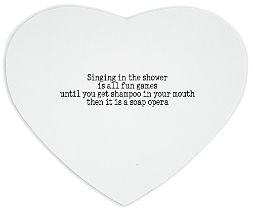 heartshaped-mousepad-with-singing-in-the-shower-is-all-fun-games-until-you-get-shampoo-in-your-mouth