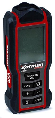 Korman 504103–Livella laser, 80m