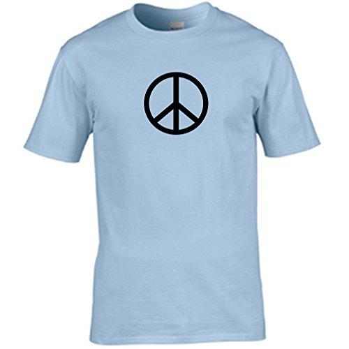 CND peace Herren T shirt Blau