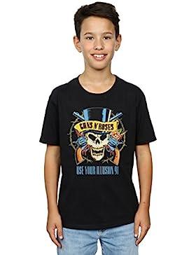 Guns N Roses niños Use Your Illusion 91 Tour Camiseta