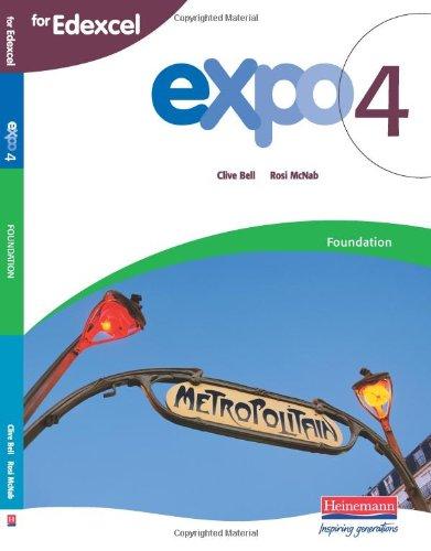 Expo 4 Edexcel Foundation Student Book PDF Online - AntoninoHadu