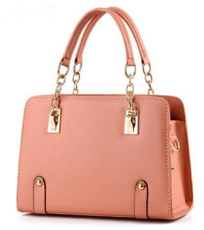 HQYSS Damen-handtaschen Trendige Sommer Modelle Kette Lady Schulter Messenger Tasche , pink (Tommy Hilfiger Tasche Pink)