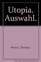 Altsprachliche Textausgaben: Heft 16 - Utopia: Textauswahl