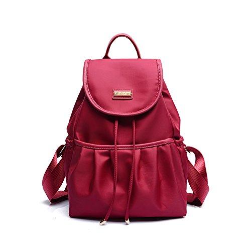 Sac à dos dames Oxford/Casual sac de toile/sac à dos/cartable-D D