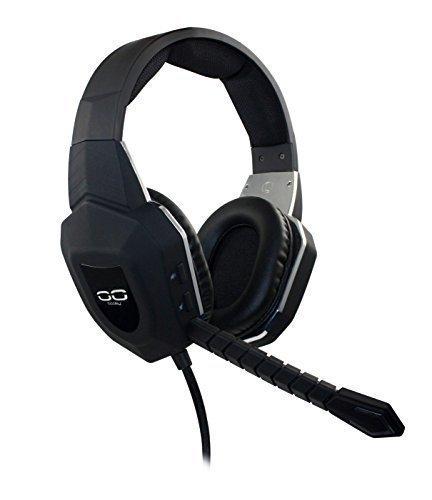 booEy Gaming Kopfhörer für PS4/PS3/Xbox360/PC