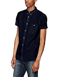 French Connection Men's Summer Soft Casual Shirt