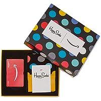 Buono Regalo adtagcloud.com.it in un Cofanetto con calzini Happy Socks (Taglia Unica)