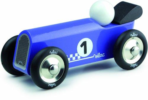 Vilac - 2340B - Véhicule Miniature - Old Convertible - Bleu