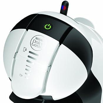 De'Longhi EDG305.WB Dolce Gusto Mini Me Coffee Machine Starter Kit by De'Longhi,1460 W, White/Black