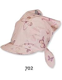 Sterntaler Kopftuch mit Schild und Schmetterlingsdruck