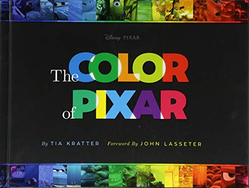 The Color Of Pixar por Tia Kratter
