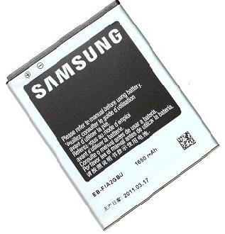 Samsung Original Ersatz-Akku für Galaxy S2 Original Akku Für Samsung S2