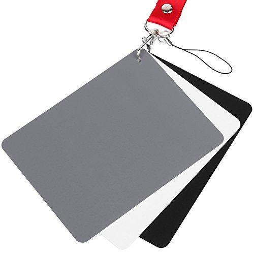 ChromLives Tarjeta Balance Blancos 5