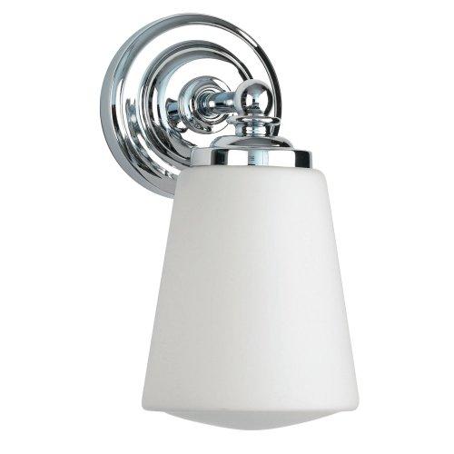 Astro 0507 E14 Anton Wall Light excluding 1 x 40 Watt 230 V Bulb. Chrome -