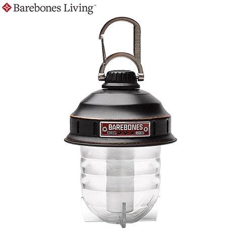 Barebones Beacon Led Lantern bronze