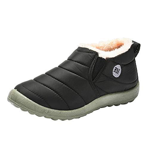 Kaister Schnee baumwoll stiefel damen Plus Samt Warme Outdoor Sportschuhe Wasserdichte Schuhe -