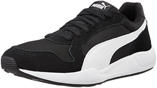 Puma ST Runner Plus - Zapatillas de running Unisex adulto, Negro (Blac