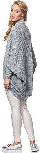 Merry Style Cardigan pour Femme MSSE0025 Gris