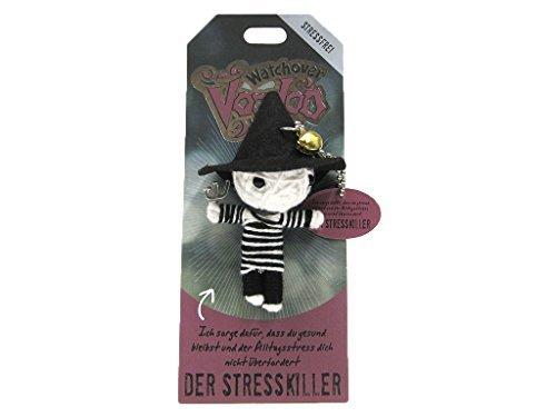Watchover Voodoo Sammelpuppe --Der Stresskiller