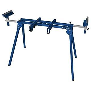 Laptronix Adjustable Mitre Saw Stand Universal Extending Foldable Makita Bosch