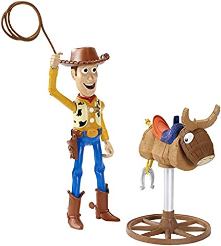 Disney – Toy Story – 20th Anniversary – Bull Ridin' Woody – Figurine Deluxe Anniversaire Parlant