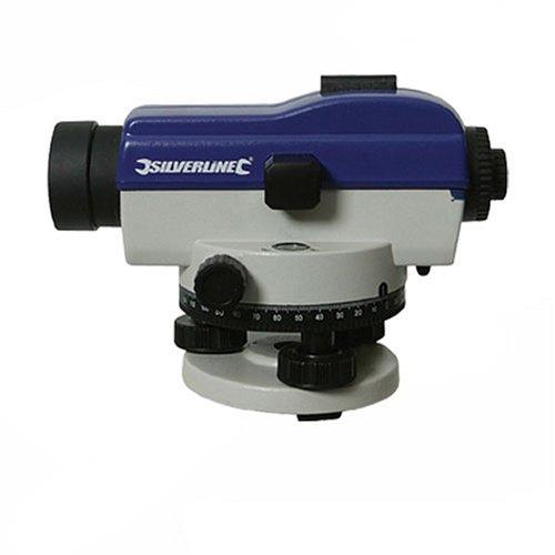 SILVERLINE 633665 - NIVEL OPTICO AUTOMATICO