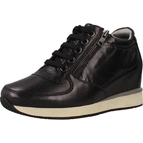 Basket, couleur Marron , marque STONEFLY, modèle Basket STONEFLY JACKIE 3 Marron Noir