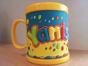 Mug prénom Yanis