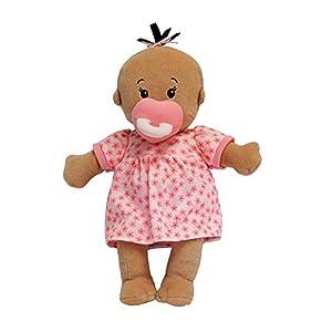 Manhattan Toy 152980Wee Baby Stella Beige Suave bebé muñeca