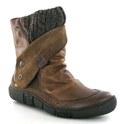 Snipe Jucar 14 Nut Leather Womens Boots Size 37 EU