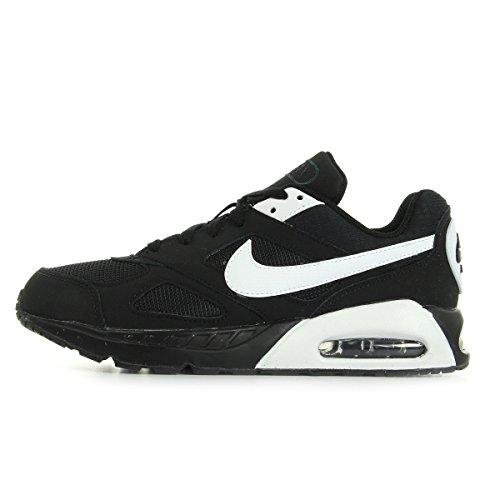 Nike, Scarpe da corsa uomo nero Nero / Bianco / Bianco (nero / bianco-bianco)