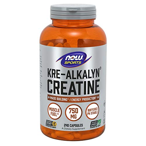 Now Foods KRE-ALKALYN CREATINE - 240 caps