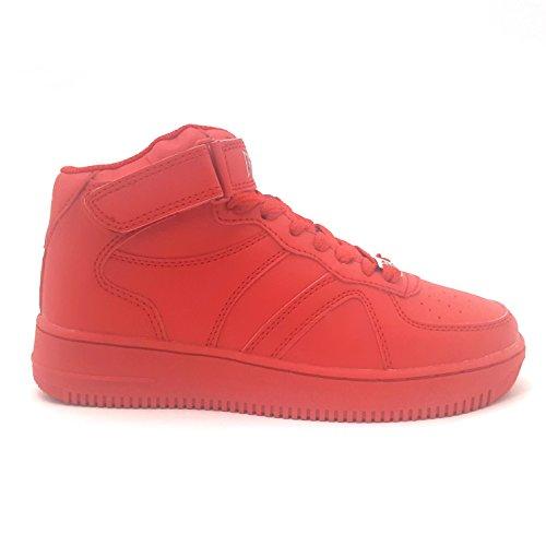 Everlast , Jungen Sneaker Rot