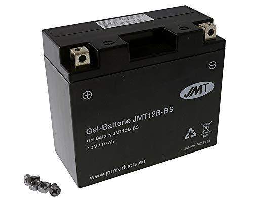 Batteria JMT Gel YT12B-BS 12 Volt - Yamaha TDM 850 4TX anno 1996-2001