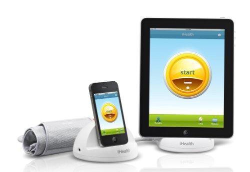 iHealth IHBPM Blutdruck Monitoring System für Apple iPod Touch/iPhone/iPod - Dock Blutdruck