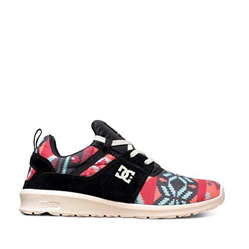 DC Shoes Heathrow Se, Baskets Basses Femme