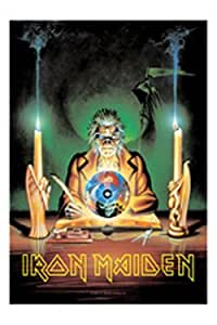 heo -  Iron Maiden poster tissu Seventh Son Of A Seventh Son 75 x 110 cm