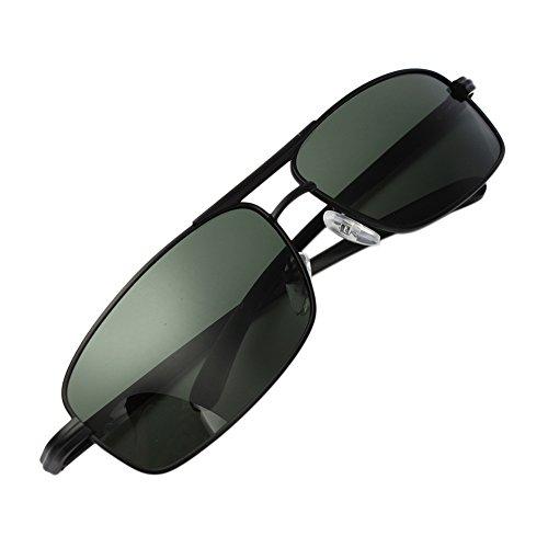 Zantec Männer UV400 Polarisierte Aviator Mode Leichte Sonnenbrille Outdoor-sportarten Fahren Gläser Brillen Objektiv Farbe Zufällig