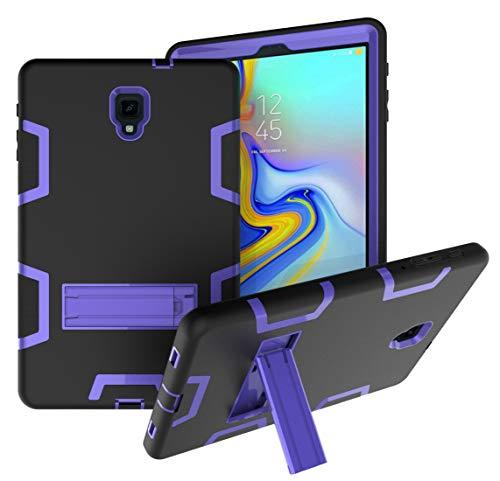ZERMU Tablet-Schutzhülle, Apple ipad, schwarz/violett, Stück: 1 Logitech Wi-fi Wireless