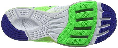 Newton Running Women's Distance Vi Running Shoe, Scarpe da Corsa Donna Verde (Mint/navy)